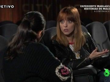 Ana Pastor entrevista a Leticia Dolera