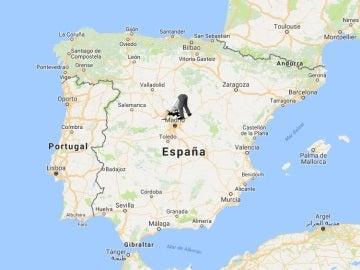 Este mapa te permite descubrir la ubicación exacta de tus antípodas
