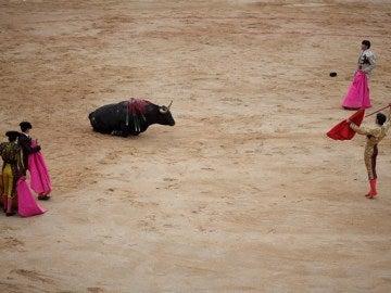 Imagen de una corrida de toros