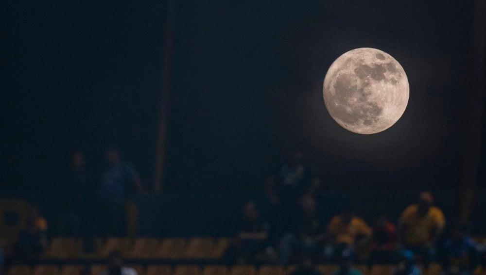 Superluna en México