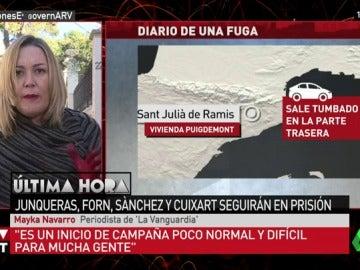 Mayka Navarro ARV