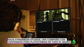 Atresmedia Studios, una nueva compañía para crear y diseñar contenido de ficción a plataformas de todo el mundo