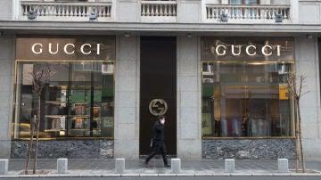 Tienda de Gucci