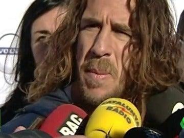 """Carles Puyol: """"¿Las expulsiones de Ramos? Preguntadle a él, yo era duro pero limpio"""""""