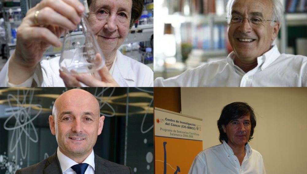 Estos cuatro espanoles han inspirado a una generacion de jovenes cientificos