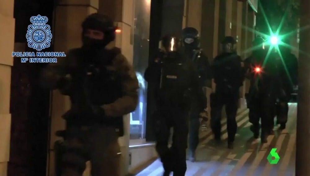 Detienen a cuatro personas por pertenecer a Daesh en una operación conjunta de España y Marruecos