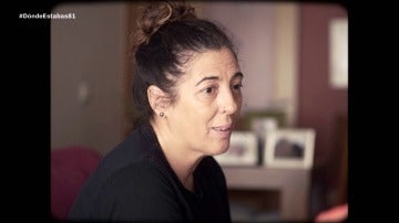 Carmen Cortes, afectada por el síndrome tóxico
