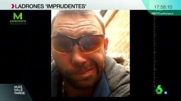 El ladrón detenido por subir selfies realizados con el móvil que robó