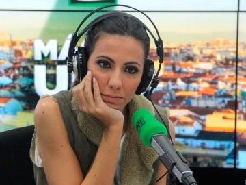 Ana Pastor en Más de Uno, de Onda Cero