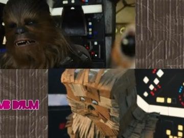 Comparación entre el tráiler real y la versión casera de Dumb Drum