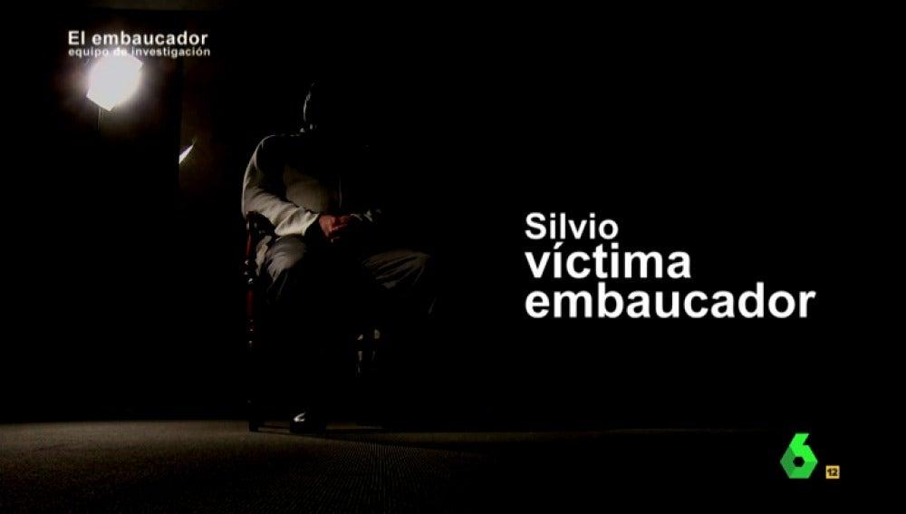 Silvio, víctima de Francisco 'El embaucador'
