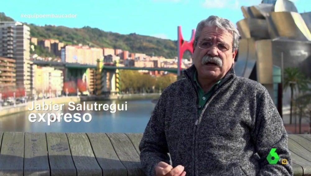 Javier Salutregi, expreso