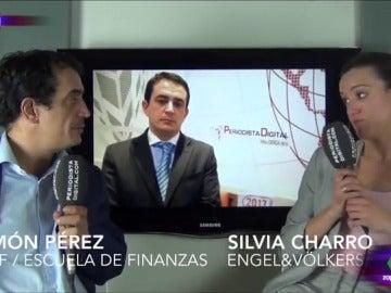 Simón Pérez y Silvia Charro protagonistas del vídeo que se ha hecho viral