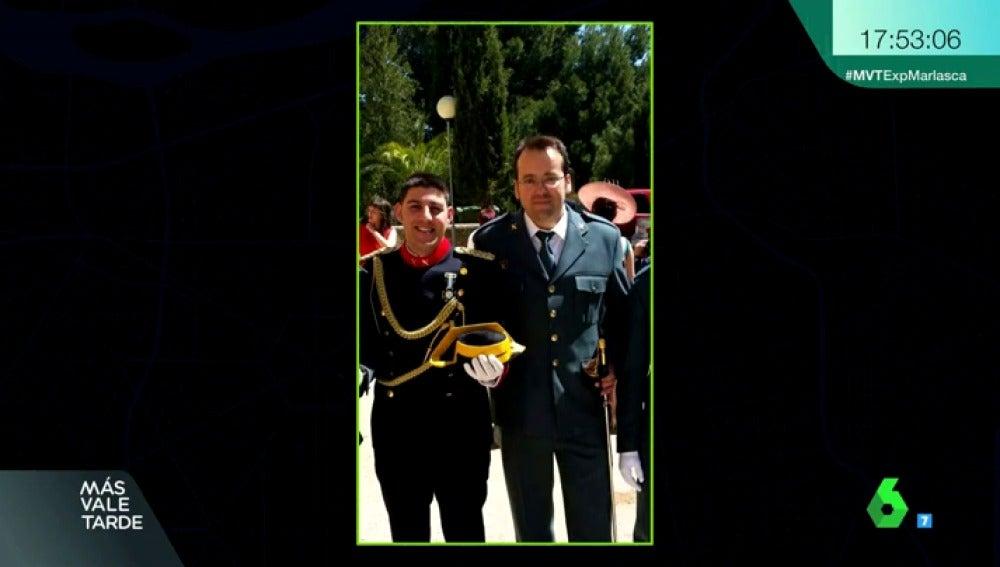 Víctor Romero y Víctor Caballero, los dos guardias civiles víctimas de Igor 'el Ruso'