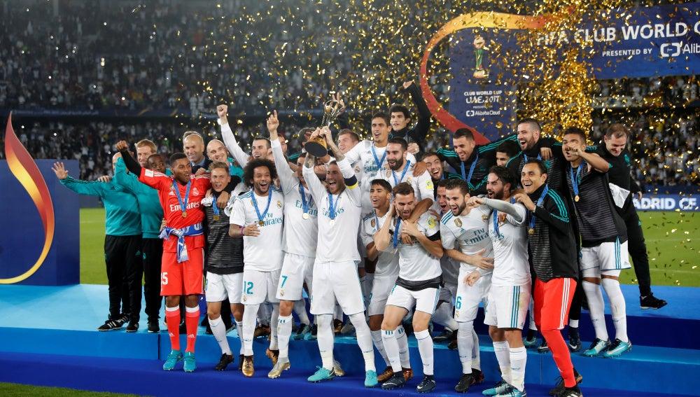El Real Madrid, campeón del Mundial de Clubes 2017