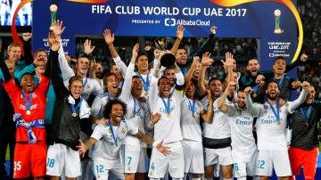 El mejor año del Real Madrid