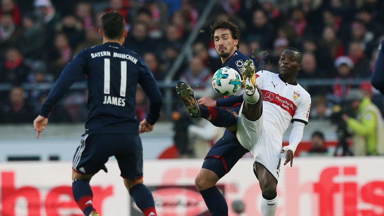 El Bayern se impone al Stuttgart
