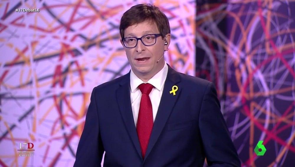 """ERC asegura que Oriol Junqueras debe ir a la investidura si es el más votado: """"Hay que escuchar a los ciudadanos"""""""