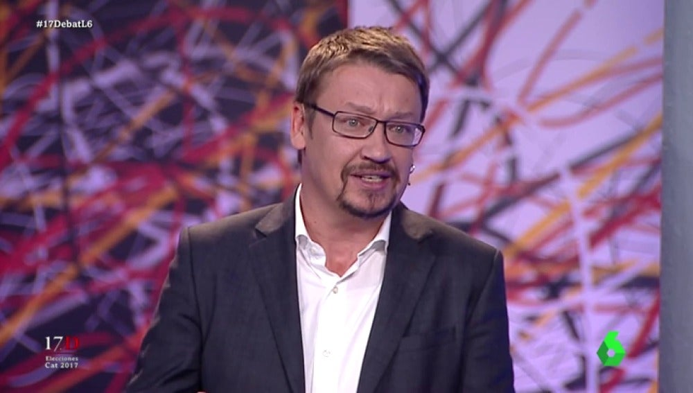"""Xavier Domènech: """"Los recortes de Mas no se revirtieron con los presupuestos de JxSí apoyados por la CUP"""""""
