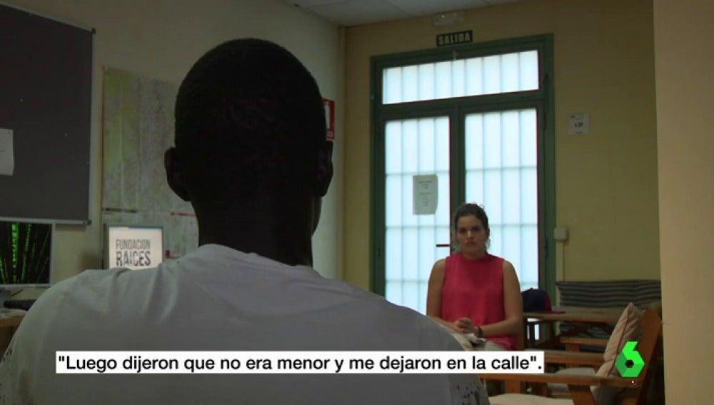 Las ONG denuncian la situación de los 'dreamers' españoles, 4.000 inmigrantes menores de edad y sin familia