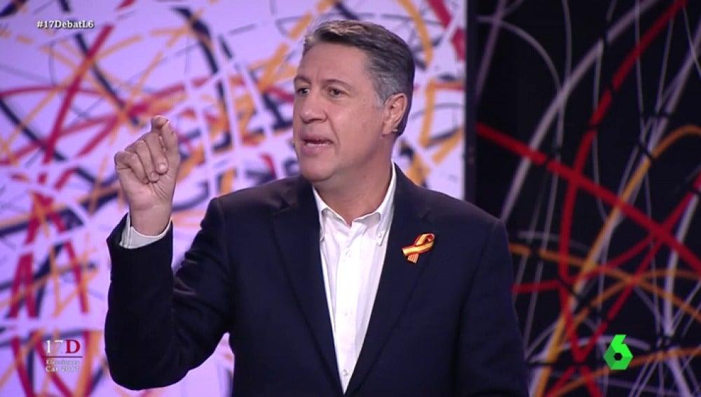 """La pregunta de Albiol a Arrimadas: """"Sería beneficioso que explicase si quieren llegar a un acuerdo con Podemos"""""""