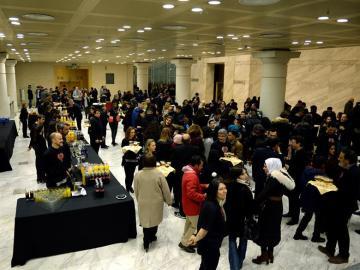 Cena solidaria 'Te invito a cenar' para más de 500 personas