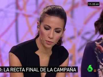 Ana Pastor en Al Rojo Vivo