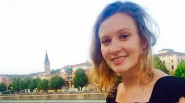 Rebecca Dykes, funcionaria británica brutalmente asesinada en el Líbano