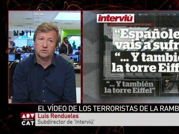 Luis Rendueles en ARV