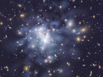 La materia oscura constituye uno de los mayores misterios del universo