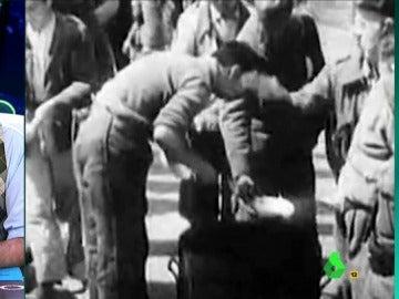 Wyoming y trabajadores de El Valle de los Caídos