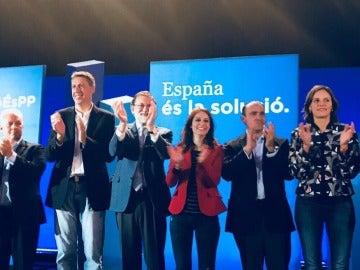 El candidato del PPC a la Generalitat, Xavier García Albiol