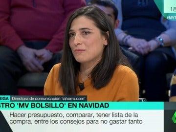 Lucía Veiga en MVT