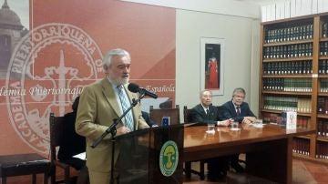 El director de la Real Academia Española (RAE), Darío Villanueva