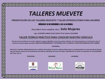 Polémico taller en Huércal de Almería