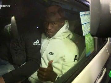 Vinicius ya está en Madrid para conocer el club y asistir al Clásico del Bernabéu