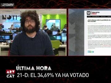 Julio Montes, de Maldito Bulo