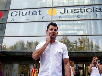 Javier Sánchez Santos, quien pide ser reconocido como hijo del cantante Julio Iglesias.