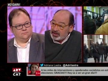 Ferran Casas y Jordi Casas