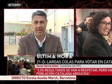 Xavier García Albiol, en ARV