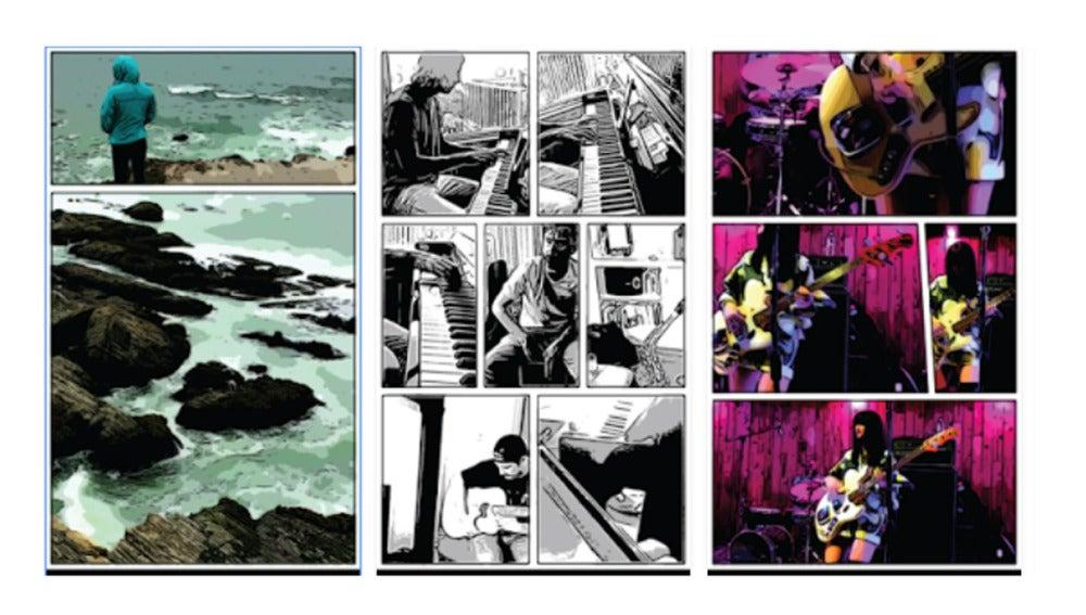 Ejemplos de Storyboard