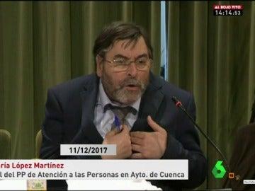 Concejal del PP de la Atención de Personas en Cuenca