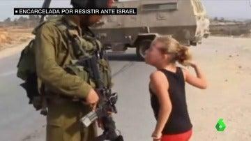 Ahed Tamimi, la joven que se ha convertido en un símbolo de la resistencia palestina