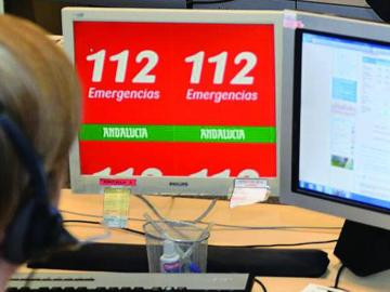 El 112 recibió una falsa llamada de un menor alertando de la colocación de una bomba en Sevilla
