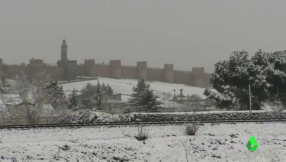 Ávila, Burgos, Segovia… varios puntos de España registran un desplome de las temperaturas de hasta 10ºC