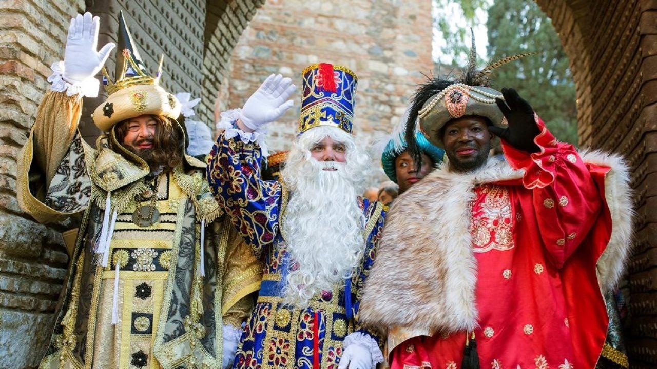 241126e4ca566 Crea una web para demostrarle a su hija la existencia de los Reyes Magos