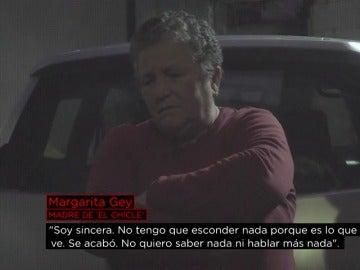 Margarita Gey, la madre de 'El Chicle'
