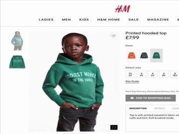Polémica por una prenda de H&M