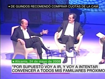Luis de Guindos en 2008