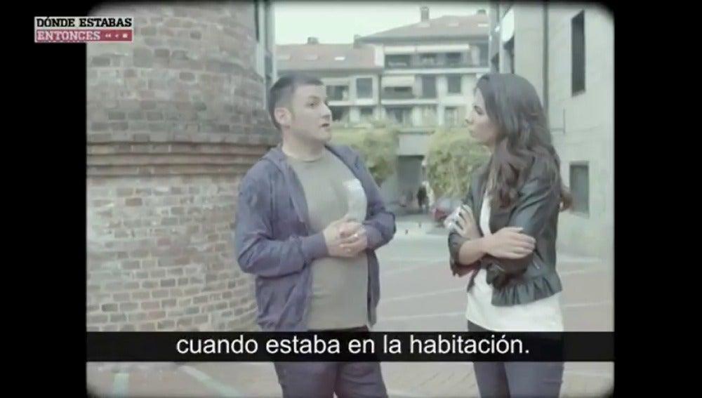 """Alberto Muñagorri, en Dónde estabas entonces: """"Mi madre me contó con la historia de la Isla del Tesoro que había perdido una pierna"""""""
